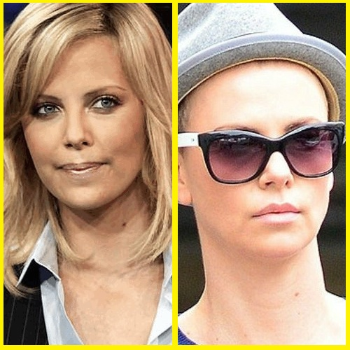 Monster Charlize Theron Before And After Traffic Club
