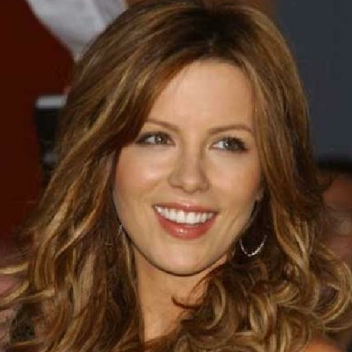 Dark brown hair with caramel highlights is it the right look for you kate beckinsale pmusecretfo Gallery