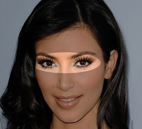 Celebrity Makeup Tutorial Kim Kardashian
