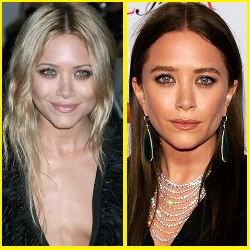 The Most Dramatic Celebrity Haircuts 2012