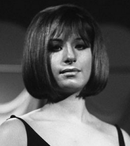 Barbra Streisand Natural Hair Color