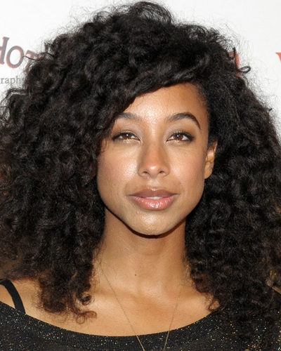Black Women Natural Hairstyles for Long Hair