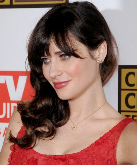 zooey deschanel hair the cutest zooey deschanel