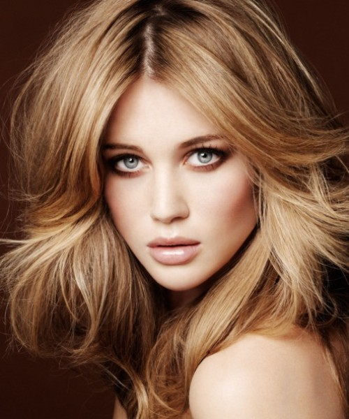 Blonde Brown Hair Color Ideas
