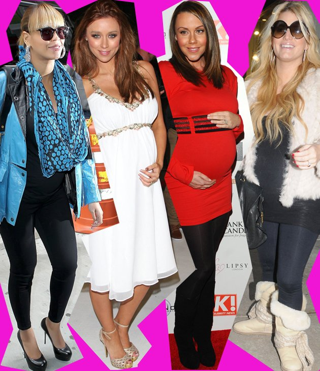 Why Give Up Your Style for Maternity Clothes? Live Fashionably ...