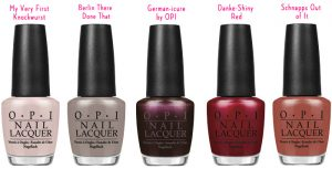 OPI-Germany-Collection-My-Picks