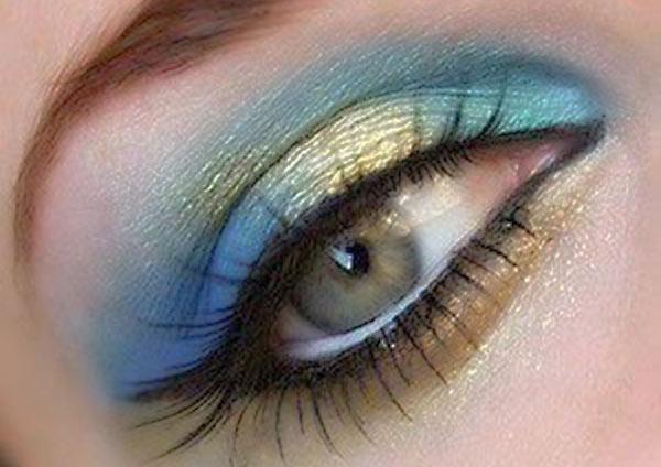 Blue Doe Eyes Makeup Mugeek Vidalondon