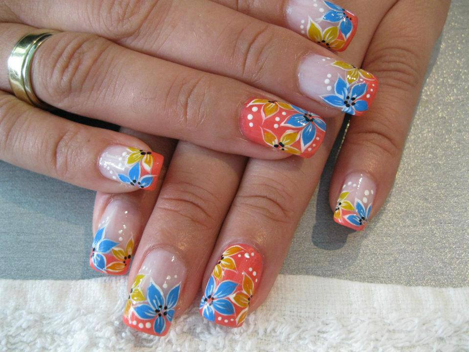 Nail Art Ideas: 30 Of The Hottest Summer Nail Art Design Ideas