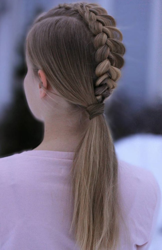 85 Dutch Braid Inspirations To Give You An Effortlessly