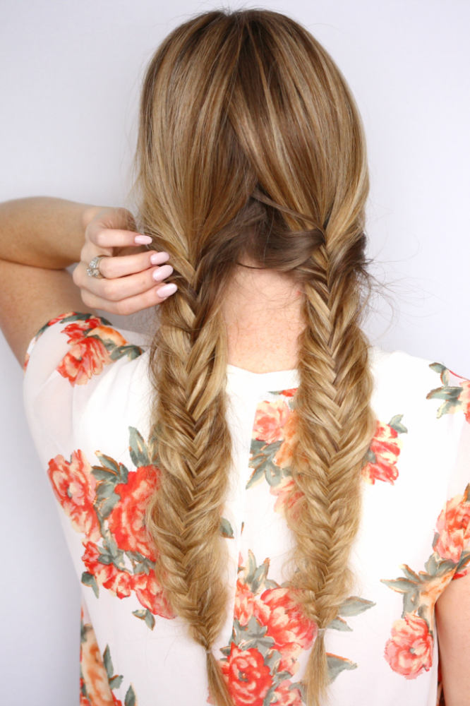 70 Stunning Fishtail Braid Inspirations for a Romantic Look