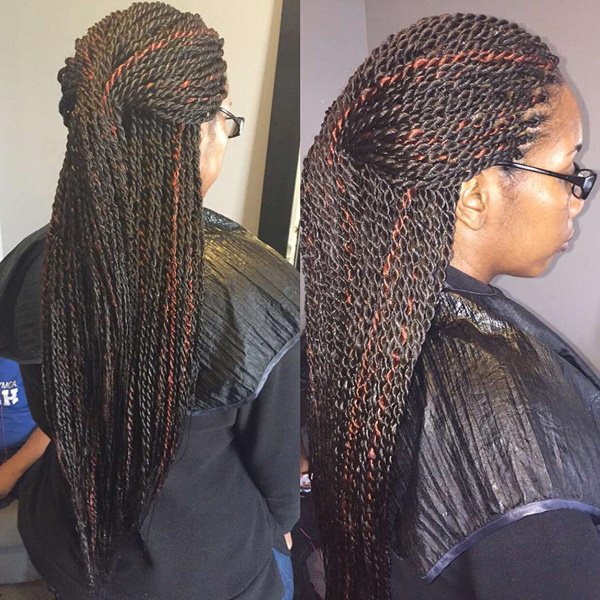 54 Senegalese Twist Hairstyles Tips Tricks And Tutorials